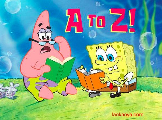 From A to Z 从A到Z 高分雅思口语词汇习语表达积累
